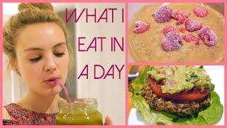 2. What I Eat In A Day | Niomi Smart