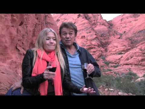 Adrian Zmed and Lyssa Lynne  Best Bottle Moment