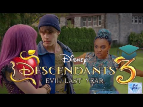 DESCENDANTS 3 Announcement! DISNEY DESCENDANTS 3 disney channel movie Filming in May