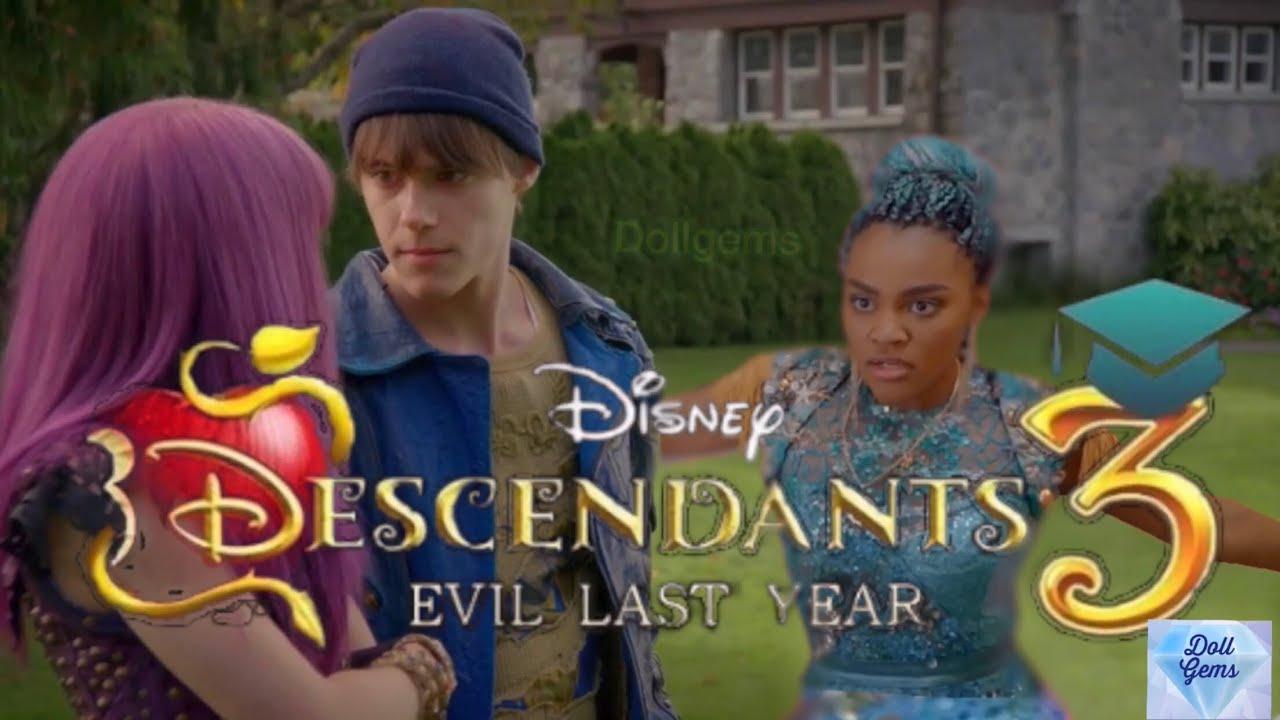 DESCENDANTS 3 Announcement! DISNEY DESCENDANTS 3 disney channel movie  Filming in May