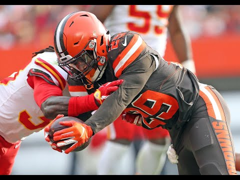Cleveland Browns: Trying to figure out Duke Johnson's future – Terry Pluto