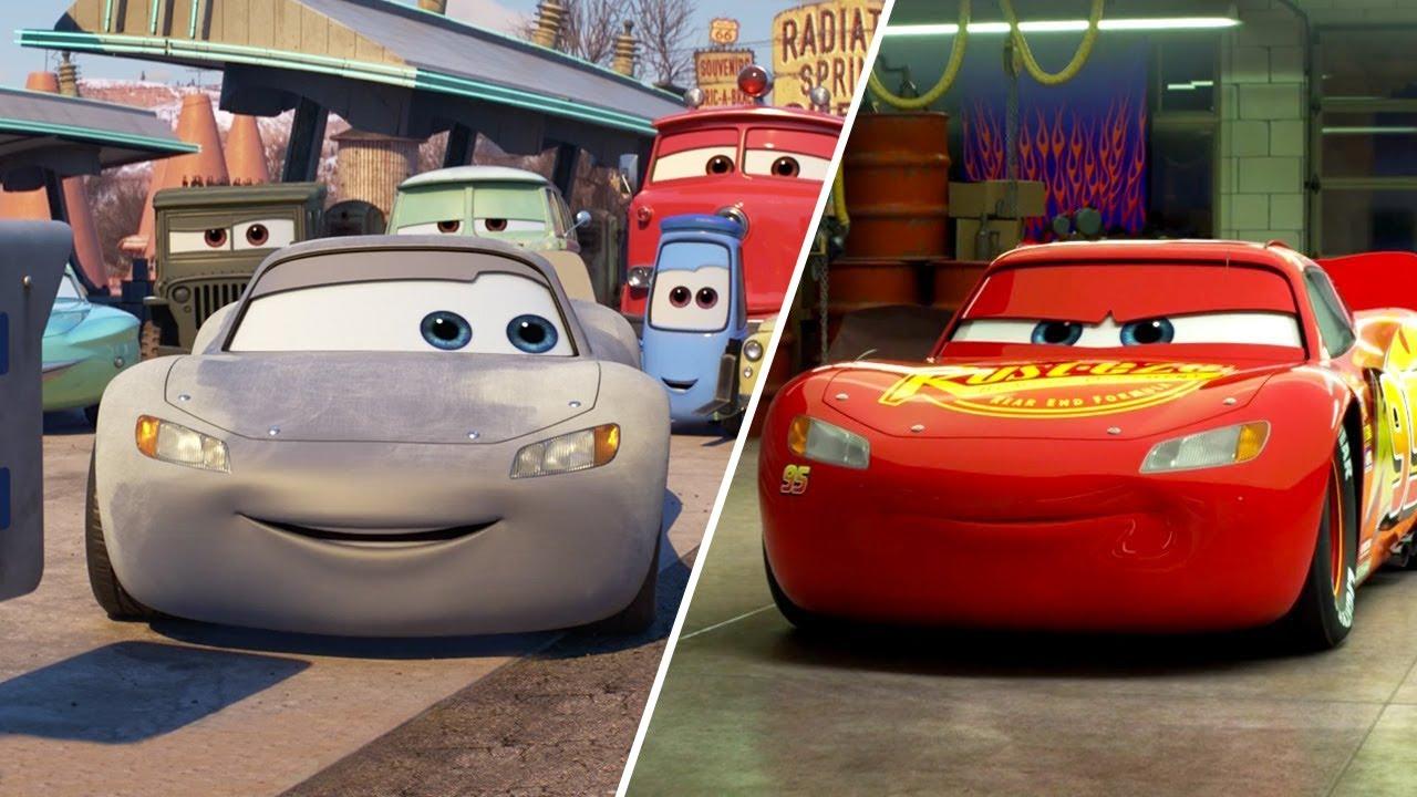😎Lightning McQueen Makes His Comeback | Pixar Cars | Disney Junior UK