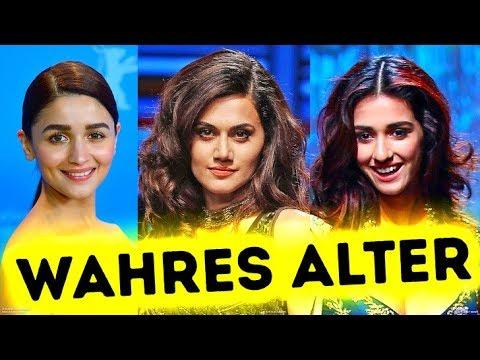 12 Schockierende Alter Der Vielversprechendsten Bollywood Schauspielerinnen