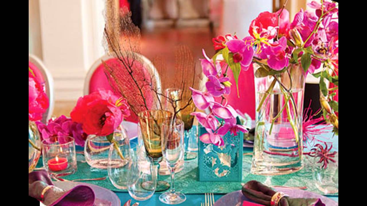 Wedding Colour Theme Ideas