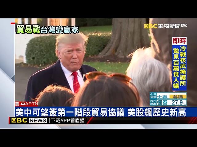 UN報告:美中貿易戰台灣是贏家 對美出口增1275億