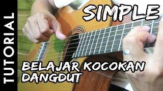 Download lagu Belajar Kocokan Gitar Dangdut yang Sederhana