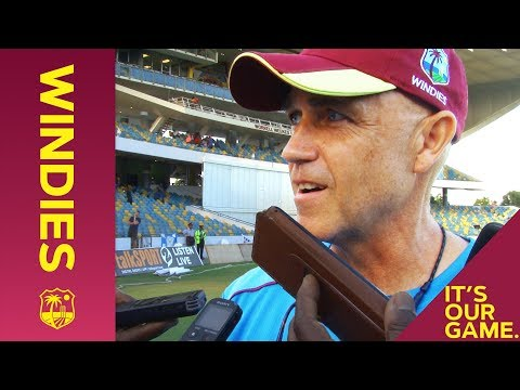Windies Coach Richard Pybus Full Of Praise After Brilliant First Test | Windies v England