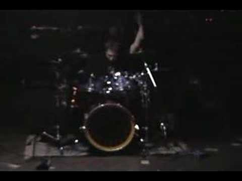 Frank Klepacki Drum Solo - Live with The Bitters 2005