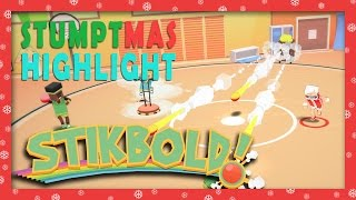Stikbold! - #8 -  Elmo vs Mr Noodle (Twitch Highlight)