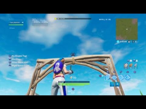 How to edit more easy on any console fortnite