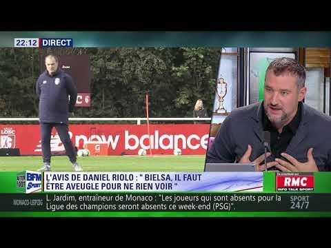 After Foot du lundi 20/11 – Partie 1/6 - L'avis tranché de Daniel Riolo sur Lille