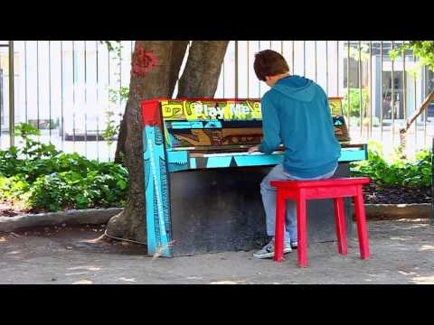 Play Me, I'm Yours - Santiago de Chile