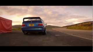 Broder M3 E36 | Fastie M3 E46 TT Course Isle Of Man, Mountain road