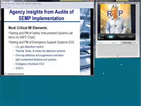 Practical SEMS Mechanical Integrity (MI) Program Implementation