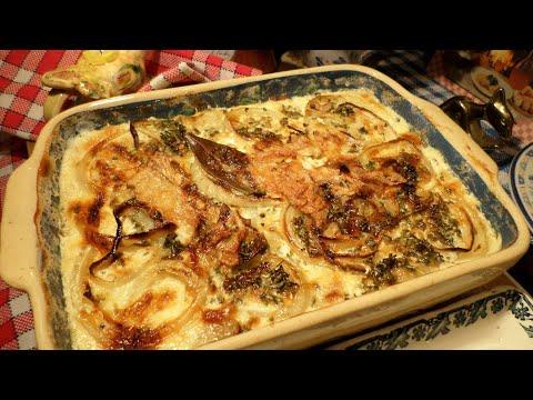 recette-:-gratin-de-pommes-de-terre-à-la-normande-mère-mitraille---canal-gourmandises