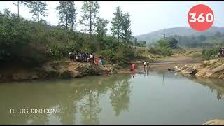 9th Class Girl Student Goes Missing In Araku Water Falls || Telugu360