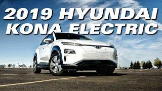 Hyundai Kona Ev - Test Drive