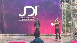 Baixar JUST DANCE INDIA 2019 (JDI season-3 sami final)   Indirapuram habitat centre - delhi   Mx FYouTube