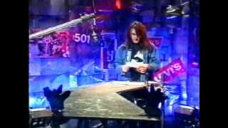Dissection  (later AEON ,Croatia ) - Congest ( official VHS clip ) 1992 , Metal Mania