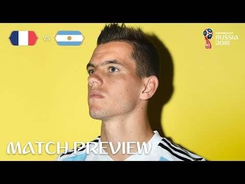 Giovani LO CELSO (Argentina) - Match 50 Preview - 2018 FIFA World Cup™