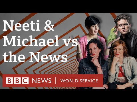 Download Neeti Palta and Michael van Peel - BBC World Service, Comedians vs the News Season 2, Episode 3