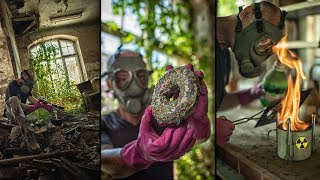 Cooking in Chernobyl - Black Donuts
