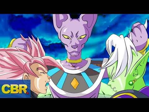 The 10 Most Savage Beerus Moments In Dragon Ball