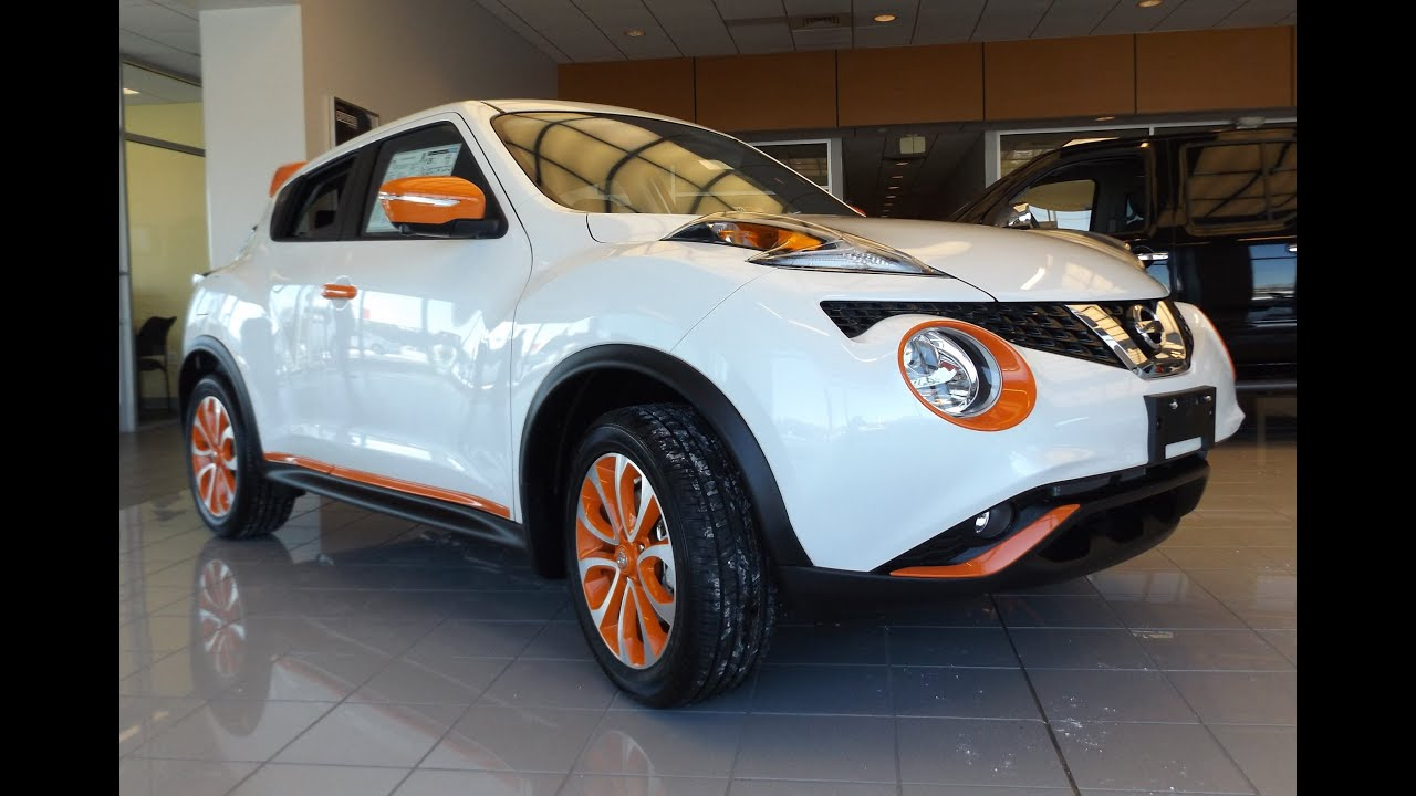 2015 nissan juke sl awd custom youtube. Black Bedroom Furniture Sets. Home Design Ideas
