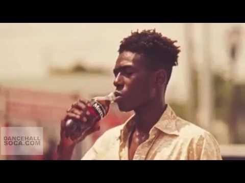 Popcaan Coca Cola commercial