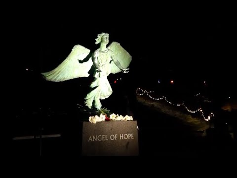Memorial at Maple Grove's Angel of Hope