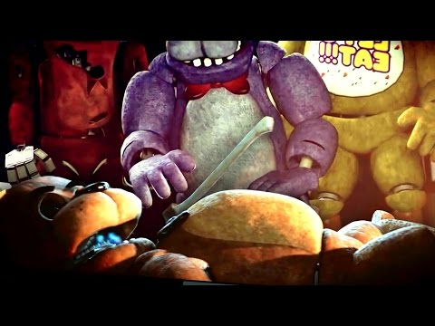 """FNAF SONG: """"DIE IN A FIRE """" (by The Living Tombstone)"""