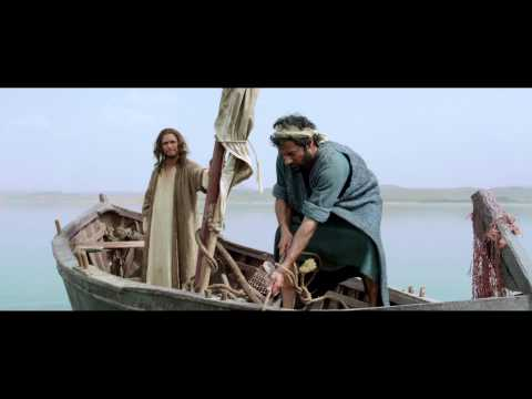 Jesus & Peter - Son of God Movie Clip