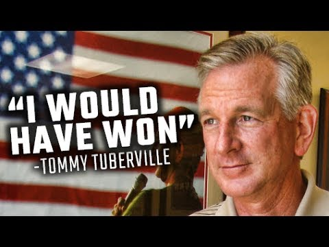 Will former Auburn coach Tommy Tuberville have a future in politics?
