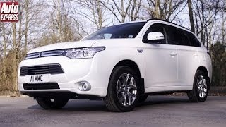 Mitsubishi Outlander PHEV - Real World MPG [SPONSORED]