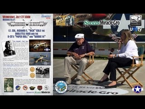 Warbirds In Review 2016: Richard E.Cole