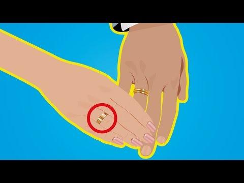 Warum tragen wir den Ehering am Ringfinger?