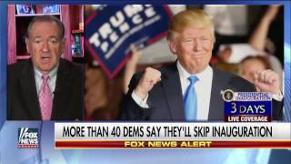 Huckabee on Democrats' shift to party of resistance