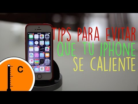 ¿Por qué Mi iPhone se Calienta Tanto?