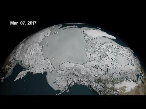 NASA: Sea ice reaches new record low at North, South Pole