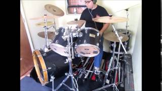 Slayer - Dittohead - Drum Cover - LuchoCastro