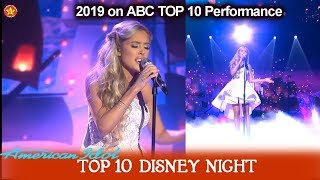 "Laci Kaye Booth ""I See the Light"" from Tangled 