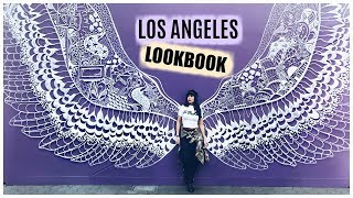 LOOKBOOK À LOS ANGELES ★(filmé par mon frère ! )