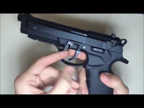 Kuru sıkı silah temizleme