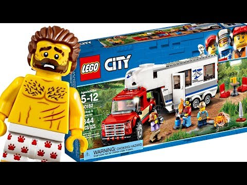 Alright, MAYBE I was wrong... New LEGO City 2018 sets pictures!