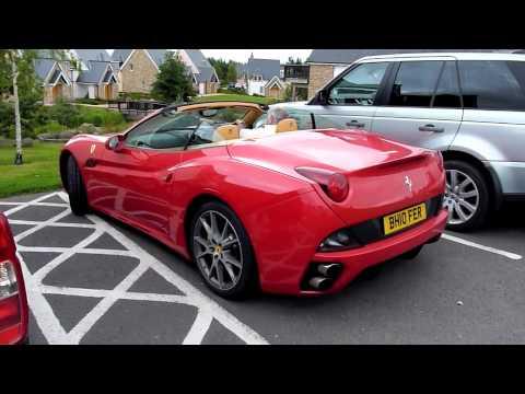 Bernard Hunter Ferrari California.m4v