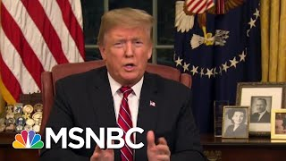 Debunking President Donald Trump Ally Claims Of A 'Border Crisis' | The Beat With Ari Melber | MSNBC