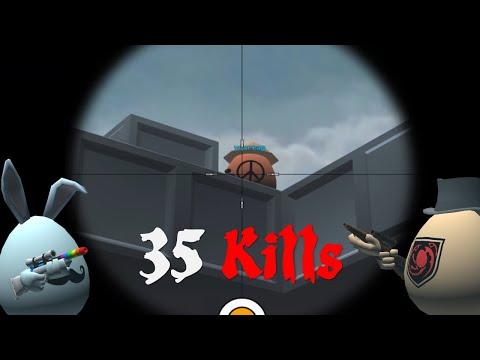 35 KILL STREAK! | SHELL SHOCKER.IO | The JB💎