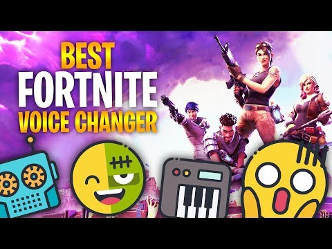 BEST FORTNITE VOICE TROLLING | Voicemod Voice Changer - YouTube