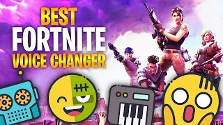 BEST FORTNITE VOICE TROLLING | Voicemod Voice Changer