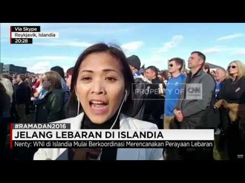 Suasana Jelang Lebaran & Eforia Piala Eropa di Islandia Mp3
